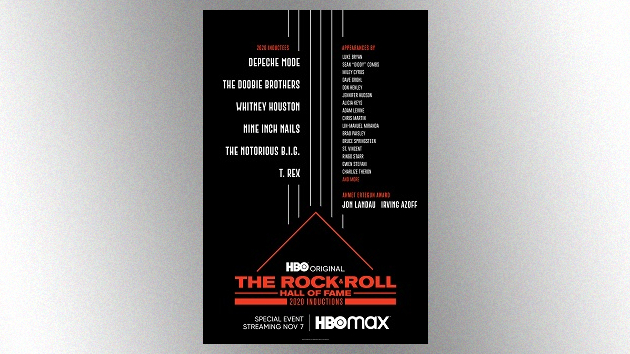 HBO/Rock & Roll Hall of Fame