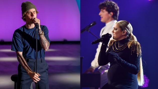 Bieber: ABC/CMA; Barrett/Puth: ABC