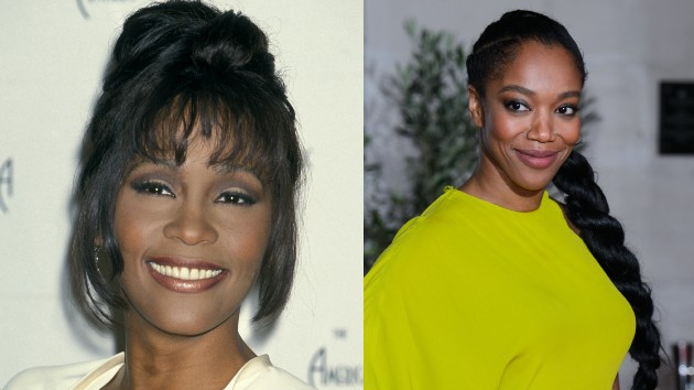 Whitney: Jim Smeal/Ron Galella Collection via Getty Images; Naomi: Joe Maher/WireImage