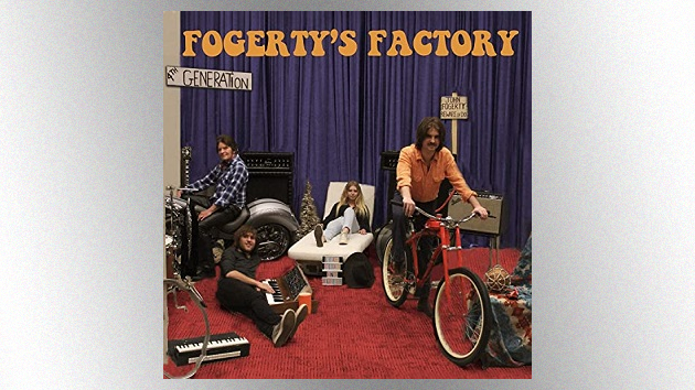 Bob Fogerty/BMG