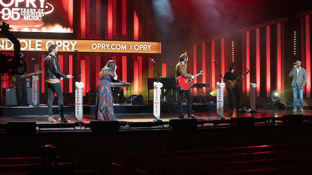 Courtesy of the Grand Ole Opry/Schmidt Relations