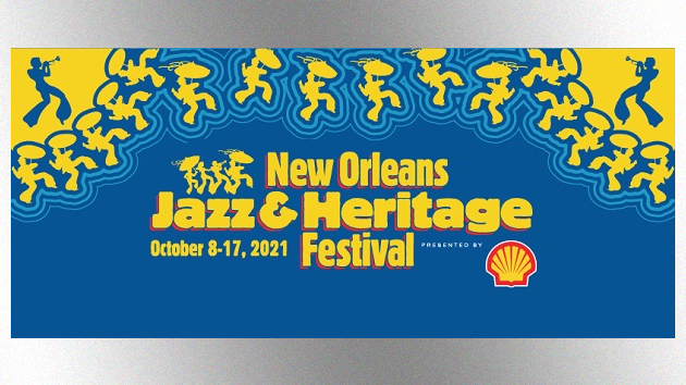 Courtesy of New Orleans Jazz & Heritage Festival