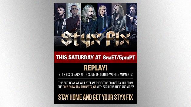 Jason Powell/Courtesy of Styx