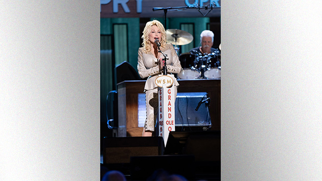 Chris Hollo/Grand Ole Opry, LLC