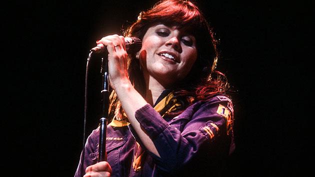 Linda Ronstadt in September 1977; Ed Perlstein/Redferns/Getty Images