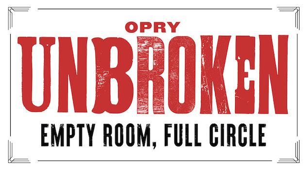 Courtesy of Grand Ole Opry LLC.