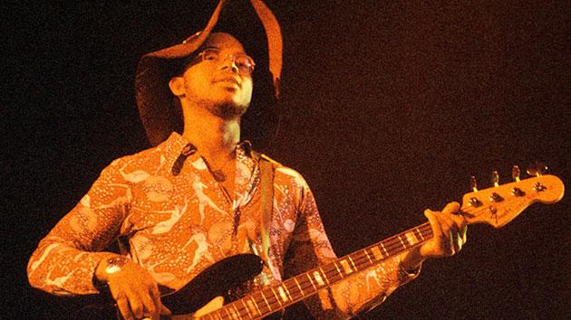 B.B. Dickerson in 1976; Michael Putland/ Getty Images