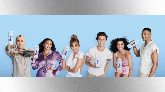 Tommy Agriodimas for Flow Alkaline Spring Water