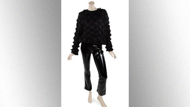 """Janet Jackson's """"Scream"""" ensemble/Courtesy Julien's Auctions"""