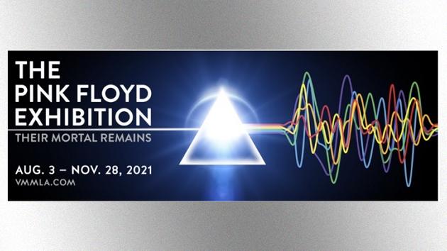 Courtesy of Pink Floyd