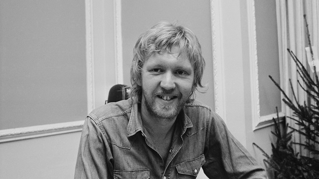 Harry Nilsson in 1972; Stan Meagher/Daily Express/Hulton Archive/Getty Images