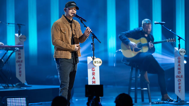Chris Hollo/Grand Ole Opry/Getty Images