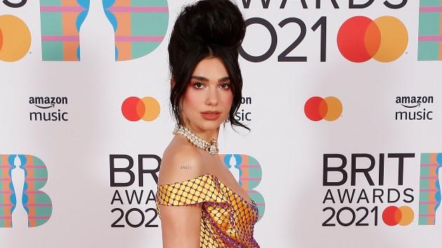 JMEnternational/JMEnternational for BRIT Awards/Getty Images