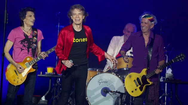 The Rolling Stones No Filter 2021 photo, taken prior to Watts' death/Credit: J. Rose