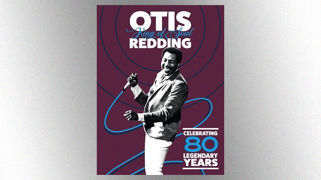 Courtesy of Rhino/The Estate of Otis Redding