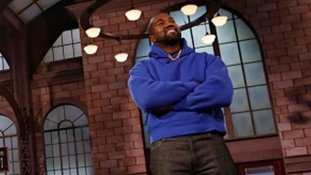 ABC/Randy Holmes on Kanye
